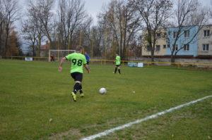 Hostomice vs Újezd - 10.11.2018
